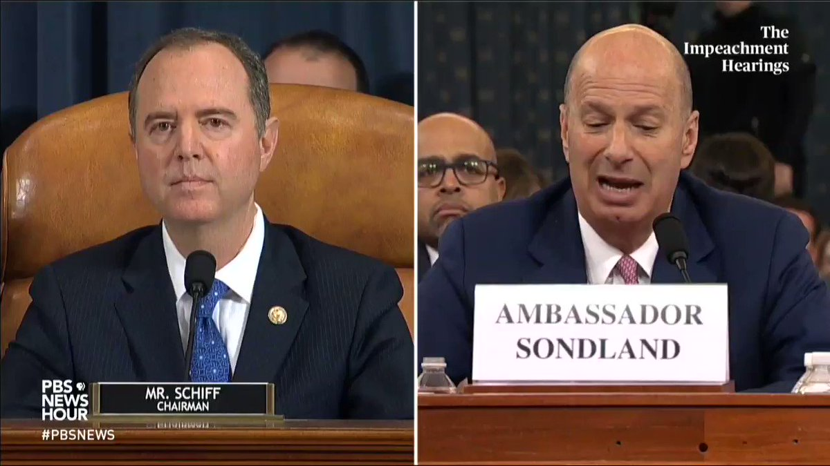 Image for the Tweet beginning: THREAD. Adam Schiff has mentioned Gordon