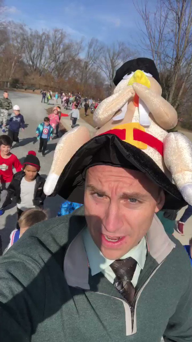 We had a blast at our Turkey Trot! #givethanks  #HappyThanksgiving  #concordcares