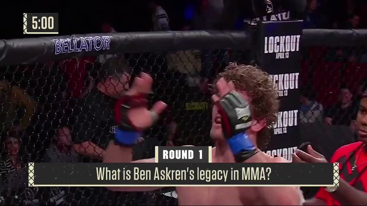 New episode of Ariel & The Bad Guy is up!  We discuss Askren, Sandhagen-Edgar, Cejudo, December fights and what we are thankful for in MMA.   http://www.espn.com/watch?id=9023d3b7-42e9-4fa3-b02b-c595e1ef5cb7…