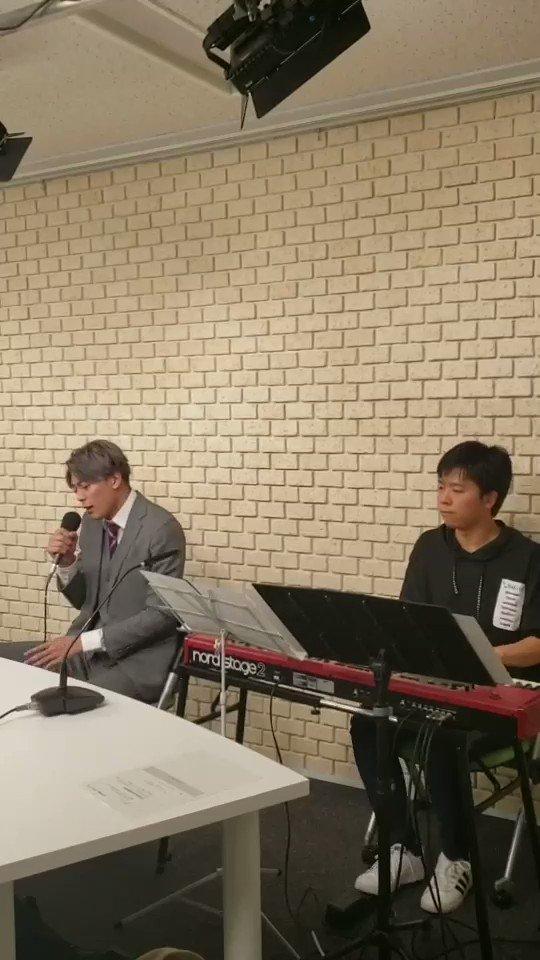 本日20時から「ニコニコあさステ!チャンネル」にて朝のラジオを再放送!ゲストに #和田琢磨 さんをお迎えしてお送りします!東さんが生歌を披露する「東ジュークボックス」のコーナーもあります!「Story」の一部をチラ見せ!#あさステ #東啓介 #agqr