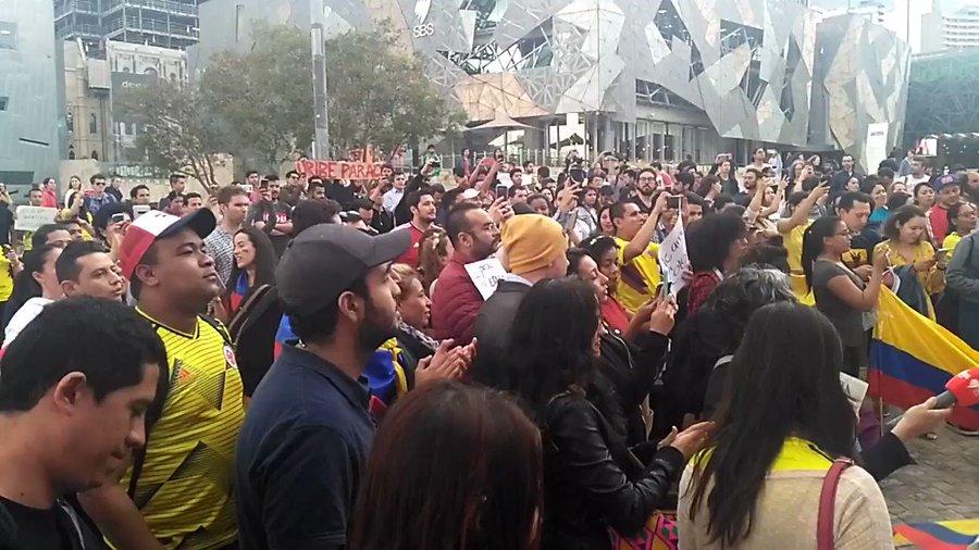 J2zAVBx4kBkuh0qh?format=jpg&name=900x900 - Los colombianos que se unieron al paro nacional en el exterior