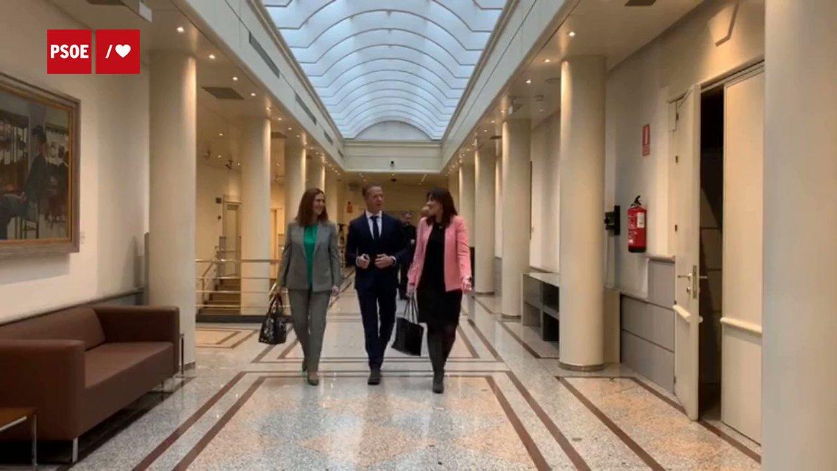 🎉Hoy en el @Senadoesp celebramos #40AñosDeDemocraciaLocal. 📹@Ander_Gil y @VirBarcones han puesto en valor la gran importancia de nuestros municipios para la democracia. 👉La #EspañaVaciada y el #municipalismo son retos que vamos a tener muy presentes.