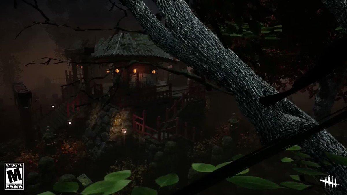 👀 次回チャプターで実装予定の新マップ『山岡邸: 怒りの聖所』の映像はこちら!  #DeadbyDaylight #DbD #呪われた血統