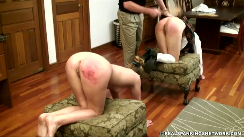 Daddy Spanking