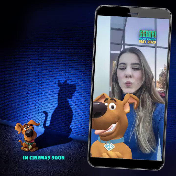 Zoinks! Go to http://ScoobSelfie.com now and share your video with #SCOOB!