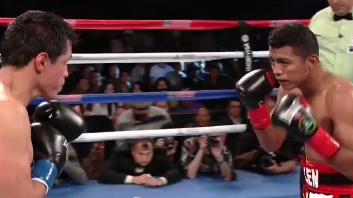 """Zero hyperbole: Roman """"Chocolatito"""" Gonzalez is one of the best counter-punchers I have ever seen. #boxing"""