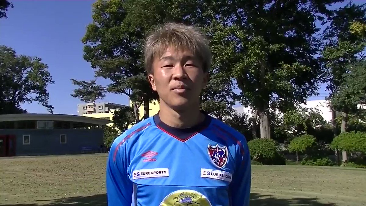 【FC東京の永井 謙佑選手から市民の皆さんへメッセージが届いています!】我らが #FC東京 は優勝争いの真っただ中にいます。味の素スタジアムでのホームゲームまであと1日、#永井謙佑 選手からメッセージをいただきました。 念願の優勝目指して頑張れFC東京!