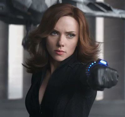 Happy birthday to Scarlett Johansson!