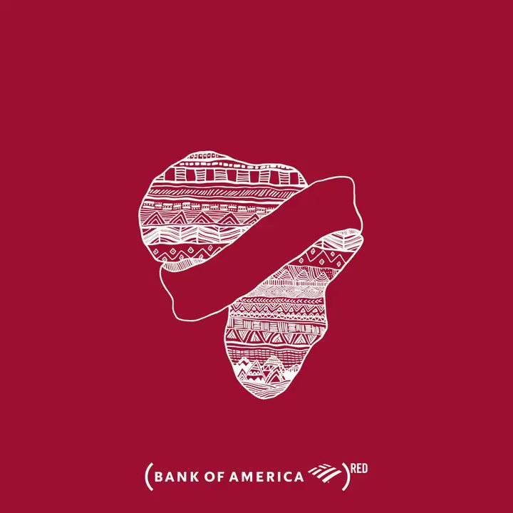 Thank you @BankofAmerica for helping us continue the fight against AIDS in Africa, committing an additional $10 million to fight AIDS for a total of $30 million through 2025. red.bankofamerica.com #endAIDS #WorldAIDSDay