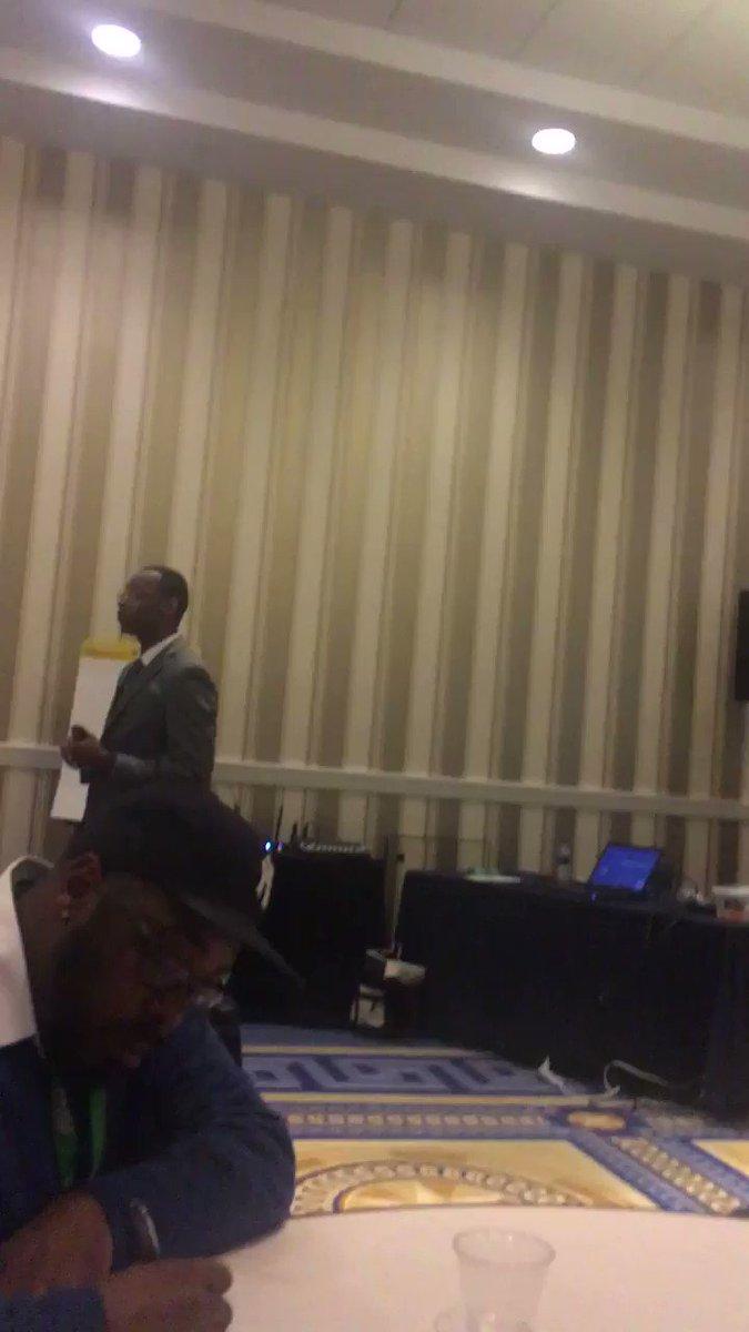 @rhwarrenjr Foster Resilient Teachers presentation was phenomenal @ASCDconf #ascdcel