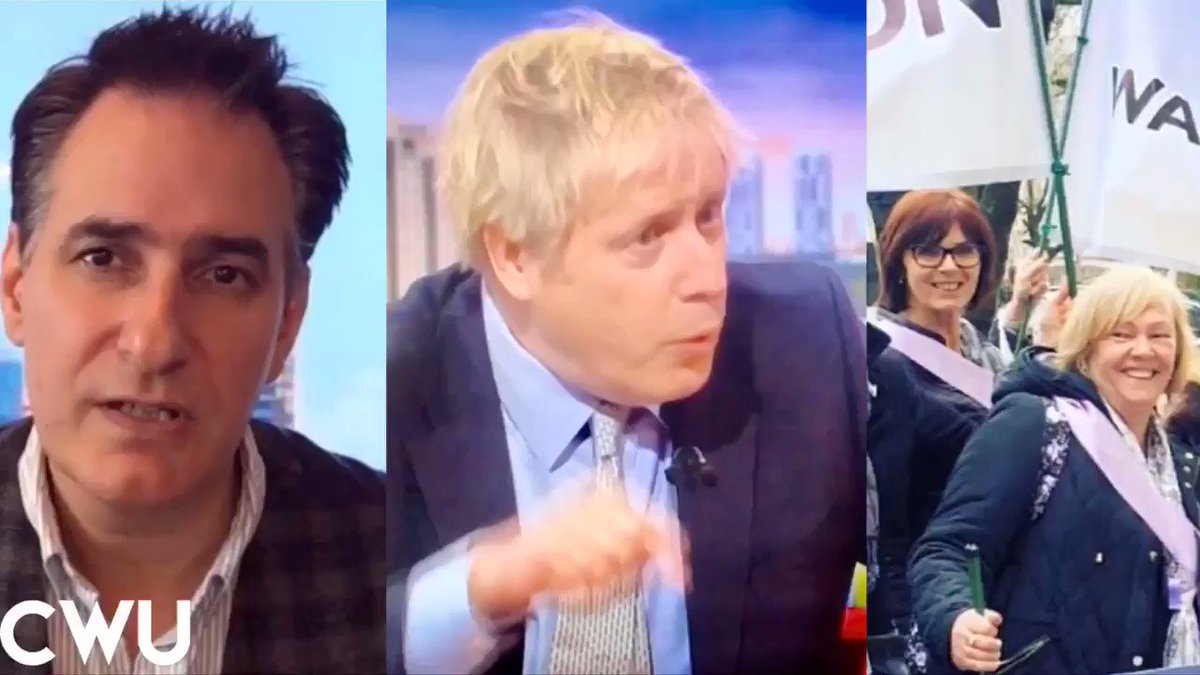 #Marr is pressing John McDonnell on where Labour will get the money to compensate WASPI women. The question, which should go to Boris Johnson, is what has the Government done with the money it's stolen from their pensions