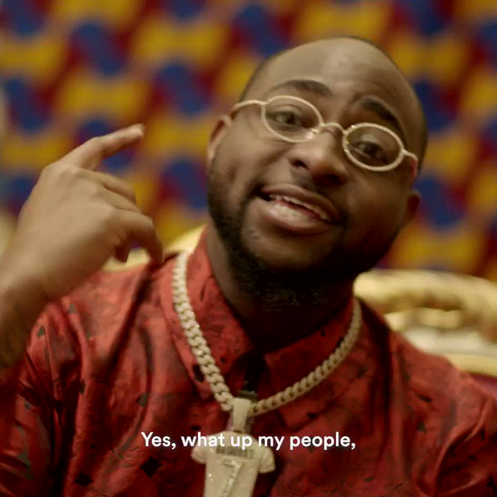Certified hits from @iam_DaVido 🔊 Press play on #AGoodTime, his first album in seven years, right now. spoti.fi/agoodtime