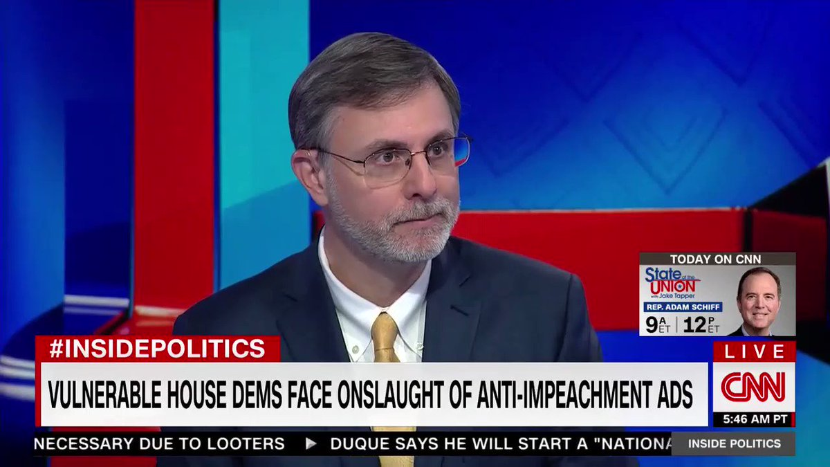 """Some Democrats getting """"cold feet"""" as worries grow about public opposition to impeachment"""