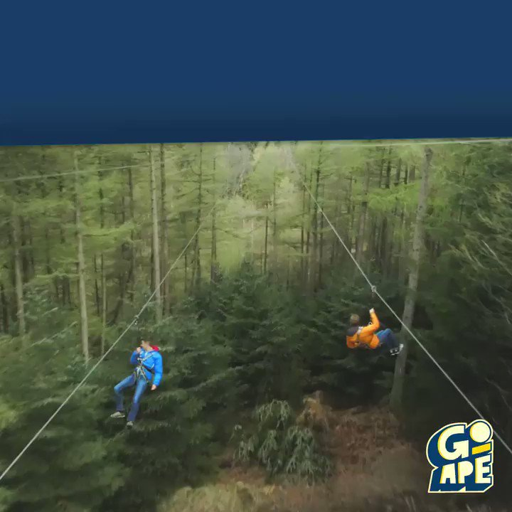 Say 'stuff it' to stuff this Christmas and give the gift of experience!  Treat the ones you love to a present they'll never forget across our 34 sites UK wide 👉   #GiftMemories #GoApe #Feel50ftTall #LiveLifeAdventurously #giftexperience #holidayarecoming