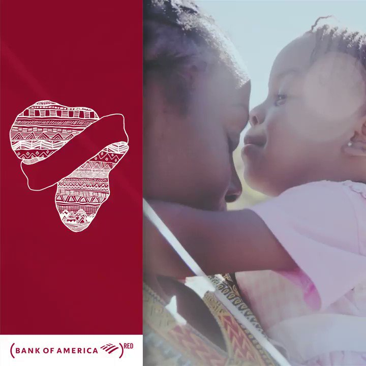 Together, we have the power to help end AIDS in Africa. For every $10 donated to fight AIDS with @RED through 12/31/19, @BankofAmerica will match it to double your impact. Join us in the fight. red.org/donate-bankofa… #endAIDS #WorldAIDSDay