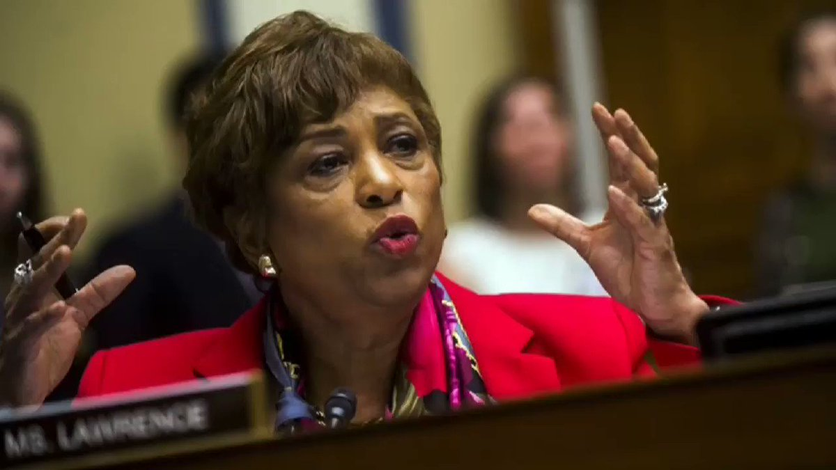 """LISTEN-Democrat Rep. #BrendaLawrence backs away from the abjectly PARTISAN #Impeachment HOAX in radio interview:""""We're so close to an election...& knowing how divided this country is I don't see the value in taking @realDonaldTrump out of office""""#Trump2020"""