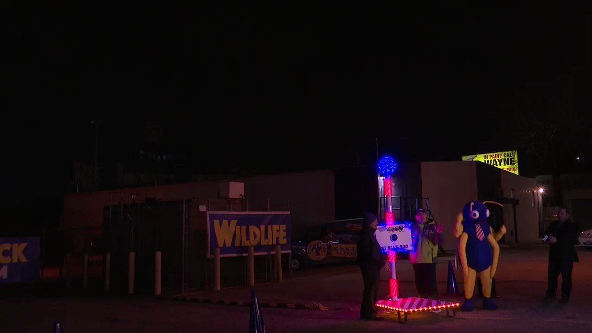 The bug that needs no introduction, and somehow brings Rhode Islanders together. This year, the lighting is dedicated to the late Nick Cardi. We think that Nick will be able to see it tonight from the sky, wpri.com/news/local-new…