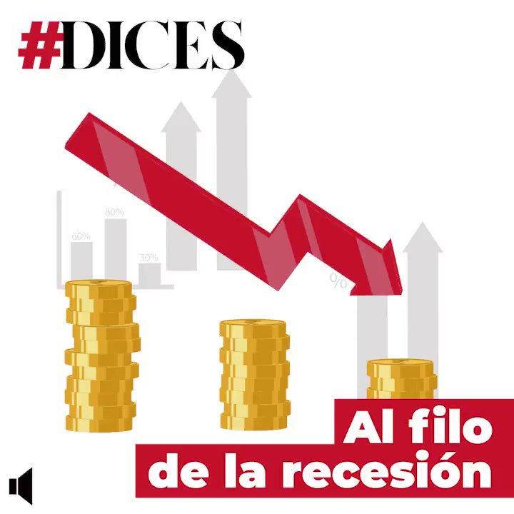 La economía mexicana está prácticamente en recesión técnica; para algunos especialistas, ya es oficial @INEGI_INFORMA #YAENSERIO #DICES #EconomíaEnMéxico #CrecimientoEconómico #RecesiónEconómica pic.twitter.com/g9r2Pjotzy
