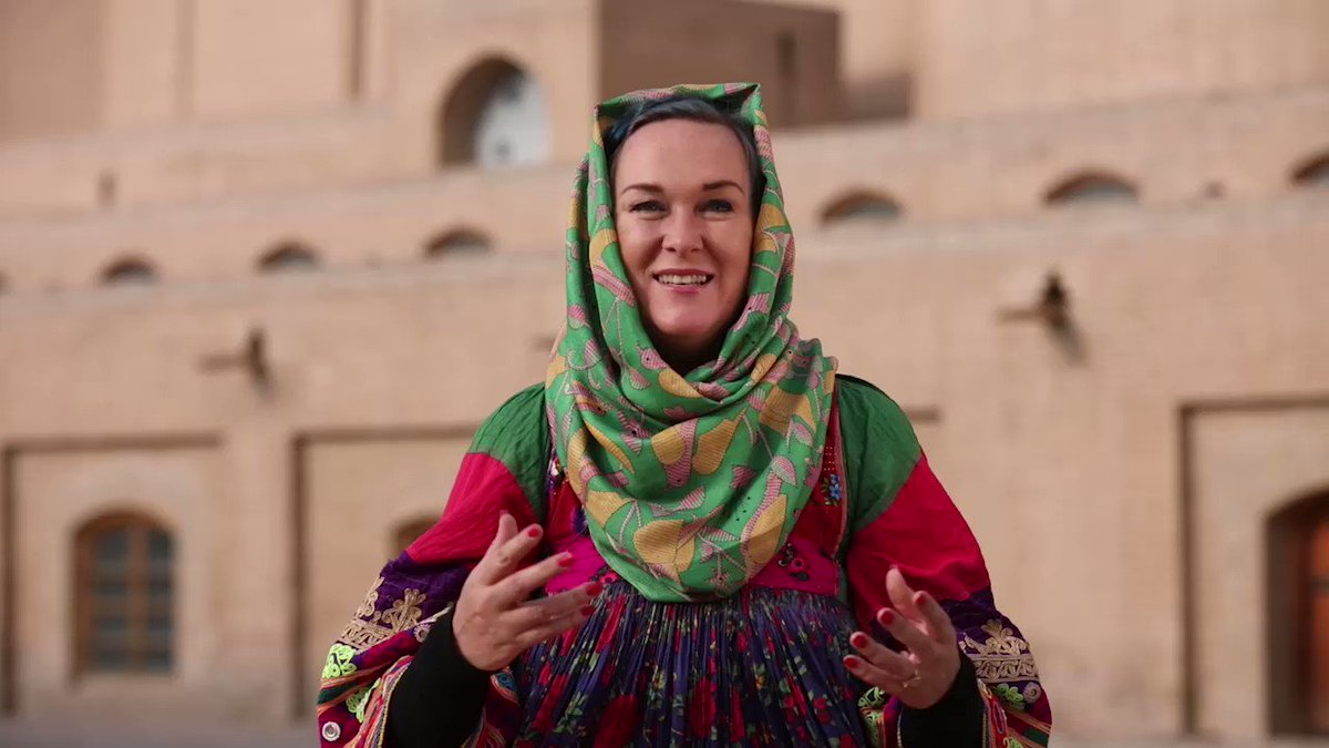 We bring to life the tools that make you stronger than that which oppresses us.- @AletaFMiller. This #16DaysofActivism, we are using arts🎭, sport🏅& culture to built the fabric of social peace for the empowerment of women & girls & for building a bright future for all Afghans.
