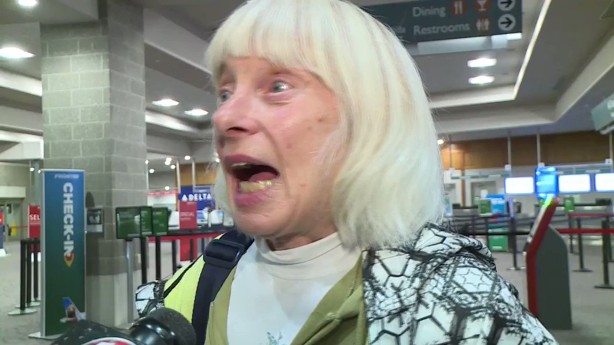 I just met this lovely woman going to Guam for Thanksgiving! She says the Black Friday shopping there is incredible lol! Any plans to travel?? wpri.com/ask-the-expert…