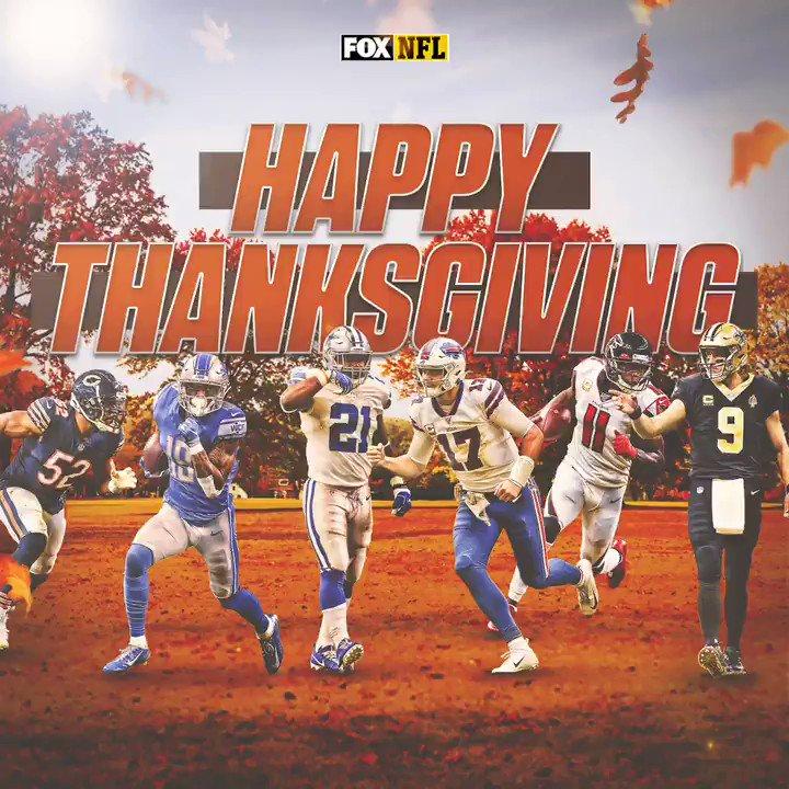 Happy Thanksgiving! 🏈🍁🍗