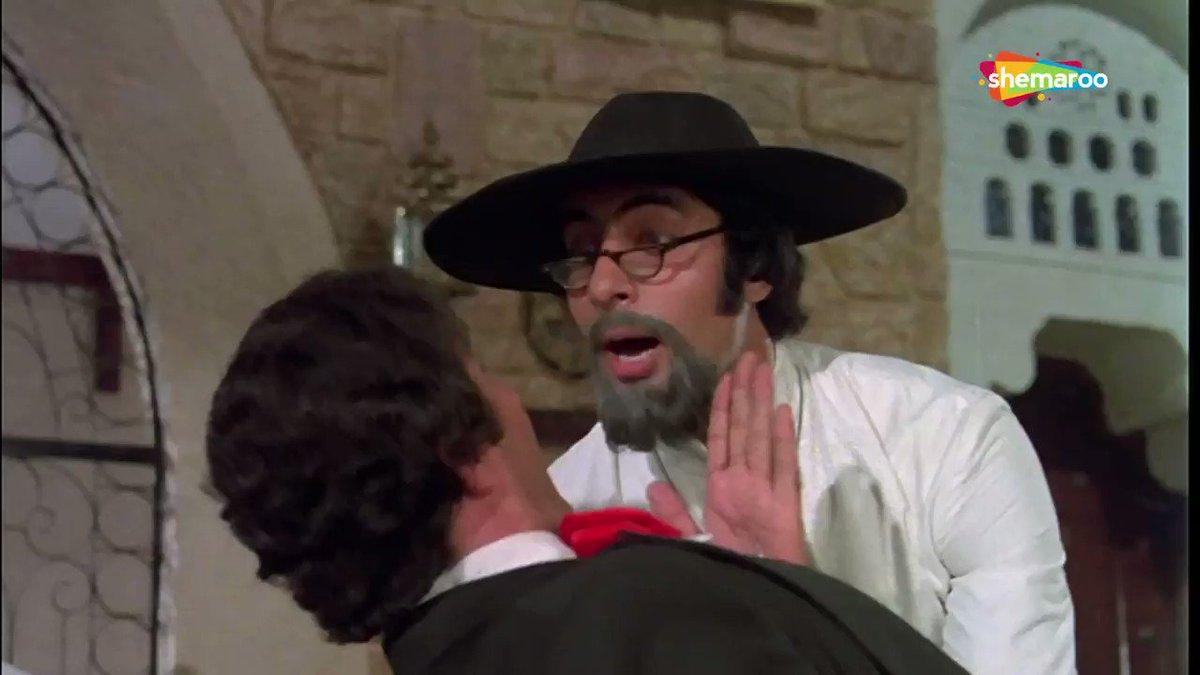 Who directed #AmarAkbharAnthony movie? @SrBachchan @chintskap #VinodKhanna #movie #bollywood #WednesdayMotivation #WednesdayThoughts #AmitabhBachchan