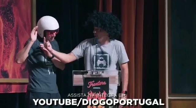 Saiu mais um Fritada! Dessa vez com o Otávio Mesquita. Vai lá no youtube do @DiogoPortugal e vê o vídeo inteiro!