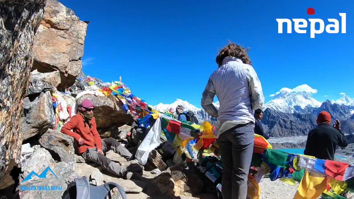 Renjo La pass Trekking, Everest 3 High Passes circuit trek with Everest Base Camp Trek. #Nepal #everestcircuittrek #Everest3highpassestrek #mountains #travel #ruggedtrailsnepal #visitnepal2020 #everest2020 https://www.ruggedtrailsnepal.com/everest-high-passes-trekking.html…