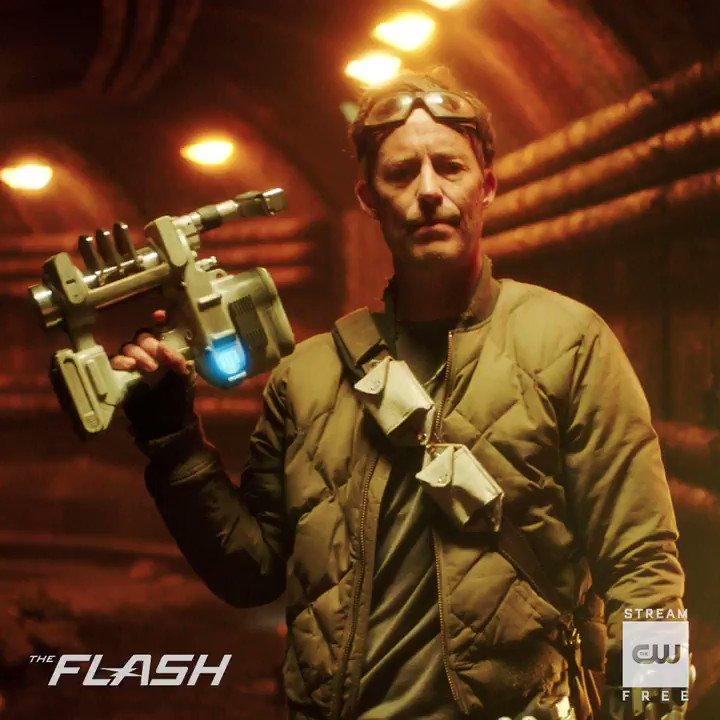 Hes making progress. Stream free only on The CW App: go.cwtv.com/streamFLAtw #TheFlash