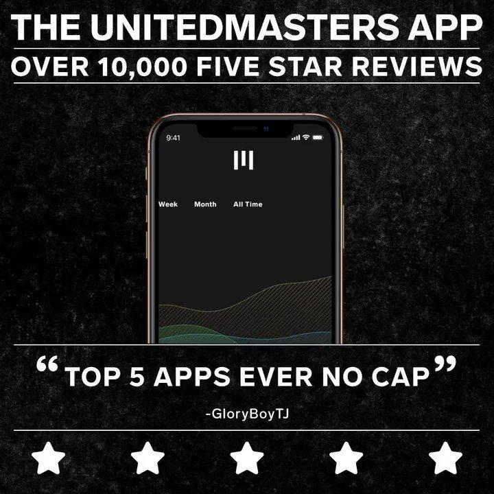 ⭐️⭐️⭐️⭐️⭐️  Get the app: https://untd.io/t/uaexij