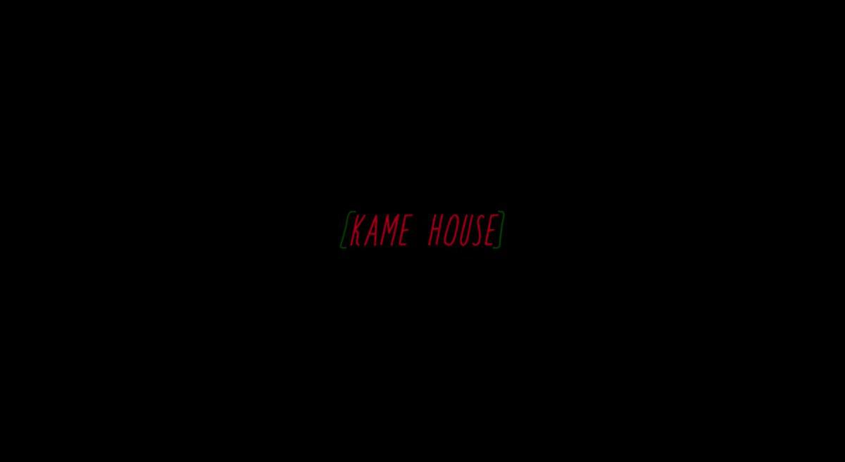 KAME HOUSE x @slyrexet dir. by me
