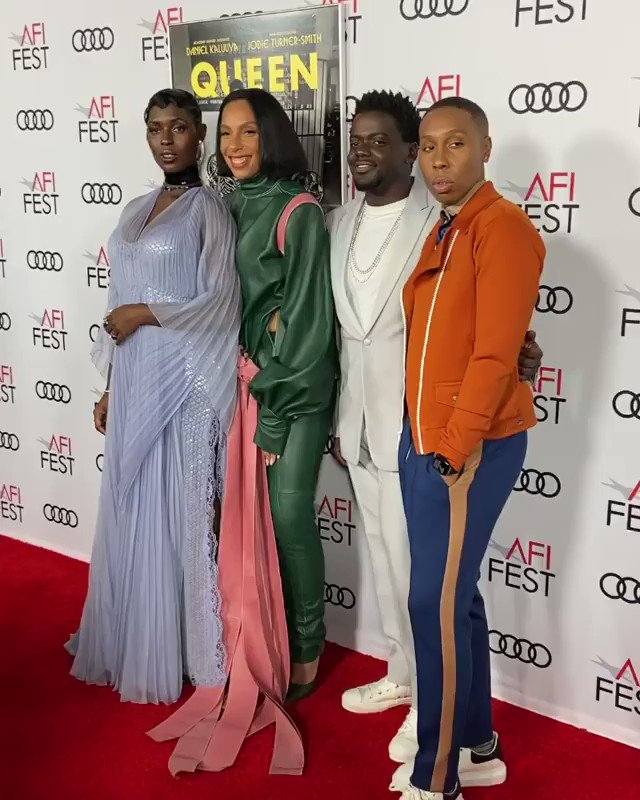 todays #WCWS are the wonderfully talented, stunning and gracious stars and creatives behind #QueenAndSlim - @LenaWaithe @MissJodie @melinamatsoukas @IndyaMoore . Please make sure to see this beautiful, soon to be classic film this holiday!