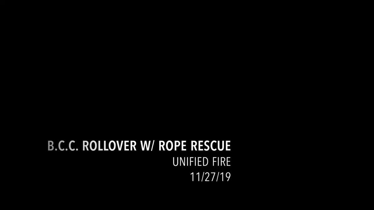 Image for the Tweet beginning: ⚠️Advisory⚠️Unified Fire would like
