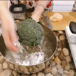 【嘘】ブロッコリーは農薬まみれだから洗剤で洗わないとダメw
