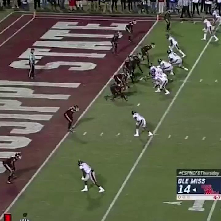 the Egg Bowl was on Russian television and the ending is the FUNNIEST THING THE ANNOUNCERS HAVE EVER SEEN