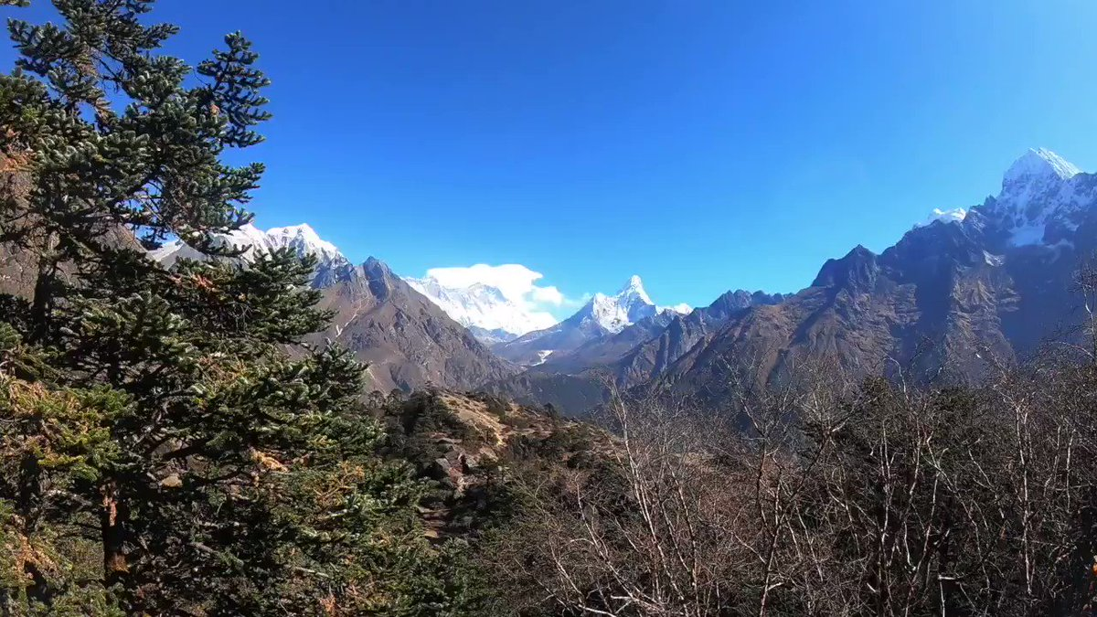Why Everest Base Camp Trek in 2020 with Rugged Trails Nepal? https://www.ruggedtrailsnepal.com/everest-base-camp-trekking.html…#Nepal #mountains #everestbasecamptrek #thanksgiving #Kathmandu #himalayas #visitnepal2020 #everest2020 #travel #hiking #ruggedtrailsnepal #nepalviaje #viaje #whyeverestbasecamp