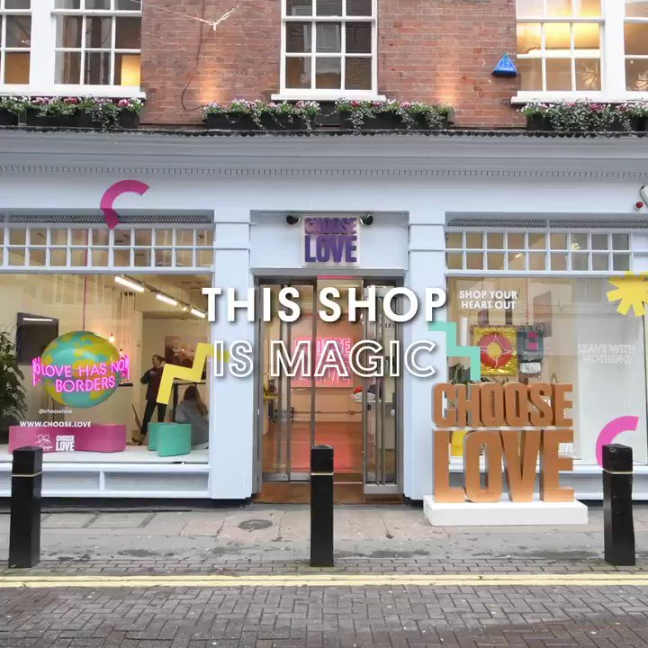 You can buy gifts for refugees at these new shops in London, New York and LA