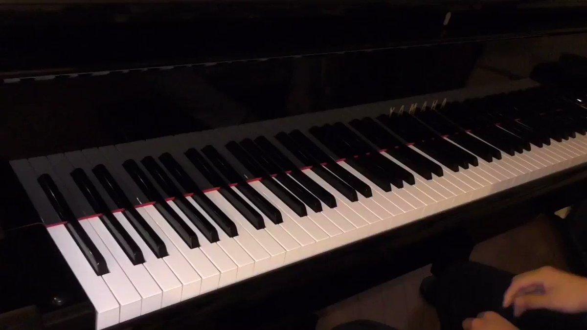 【てってってー】アル中カラカラのBGMを弾いてみた【ピアノ】 投稿しましたー!とても中毒性があって愉快になれる曲ですよね!YouTubeはこちらから↓↓↓