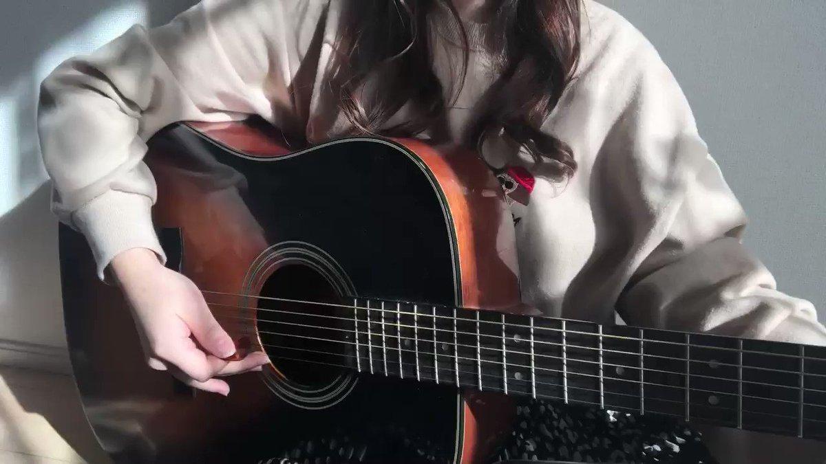 リクエストで頂いた【にじいろ/絢香】絶賛練習中です🥳✨今はまだ趣味としてやけど、いつか弾き語りで路上立てたらいいなあ🥰#ギター初心者 #ギター本格5ヶ月目#間違えてるのも愛嬌 #弾き語り#弾いてみた