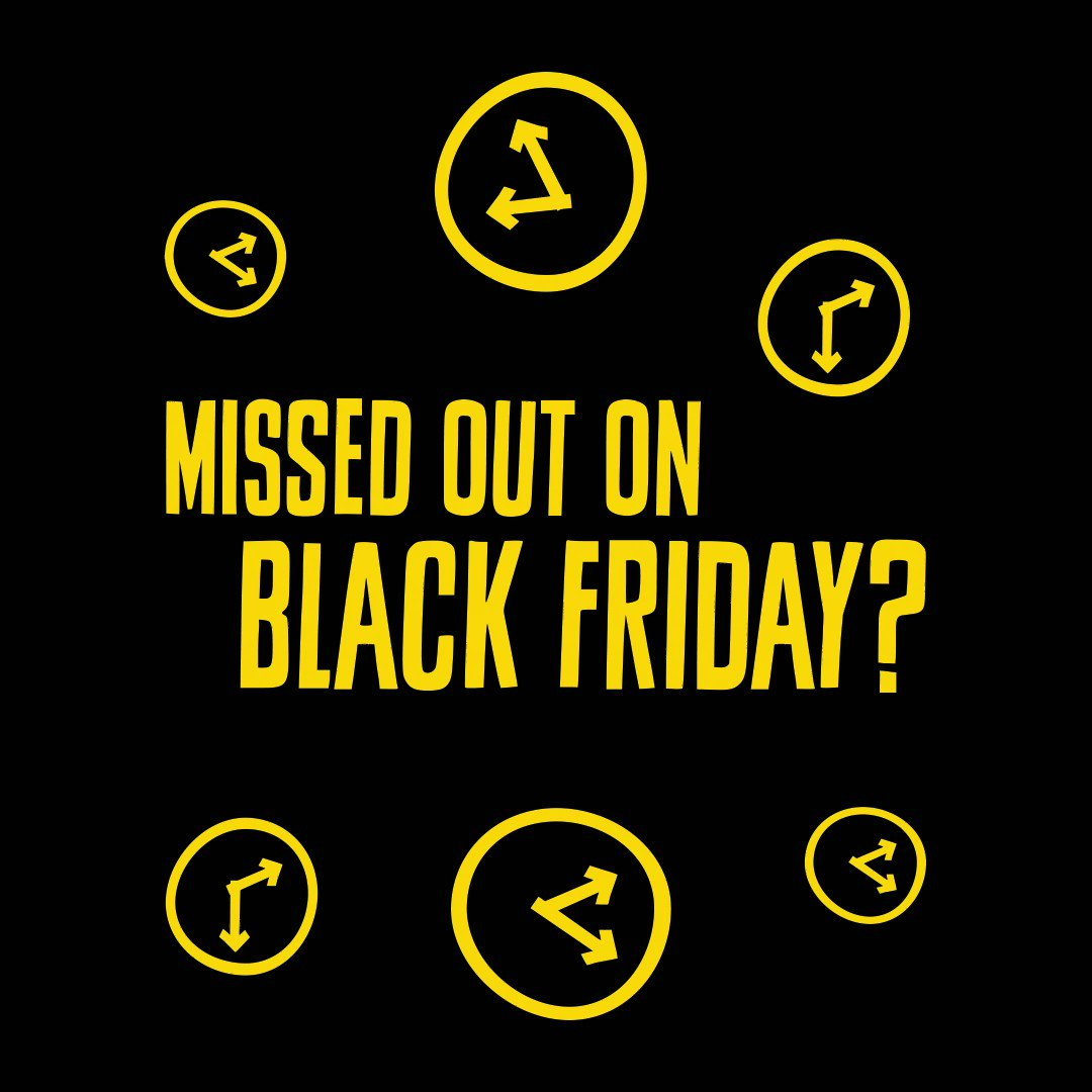 Missed out on Black Friday? Don't miss our Cyber Monday Deal tomorrow 👍. Check out our website tomorrow for our Cyber Monday deal and take advantage of another amazing offer for one day only ⏳  #cybermonday #blackfriday #goape #livelifeadventurously #Feel50ftTall