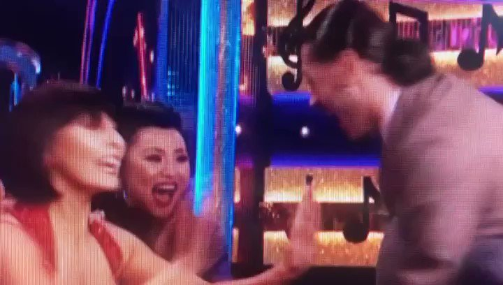 @mrantondubeke You are the BEST!! ✨❤️ @theemmabarton • • • #keepdancing #strictly