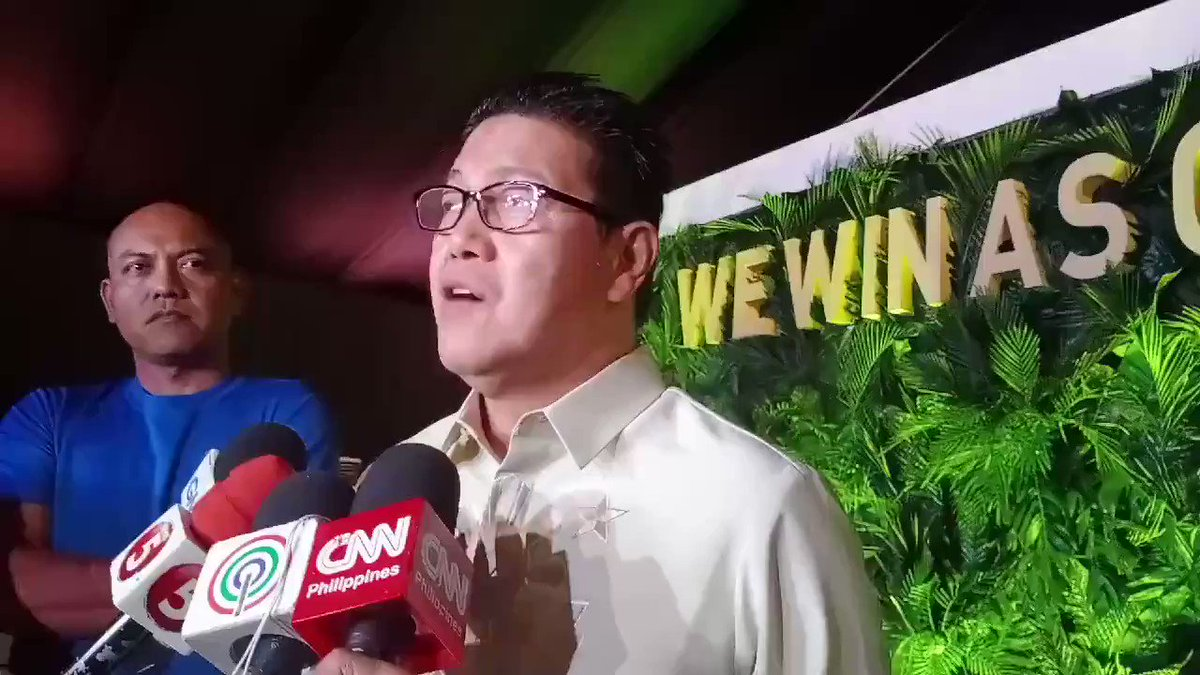 """PHISGOC COO Ramon Suzara on alleged taped lighting of #SEAGames2019 cauldron: """"It doesn't matter. It's a television show.""""   via @michael_delizo"""