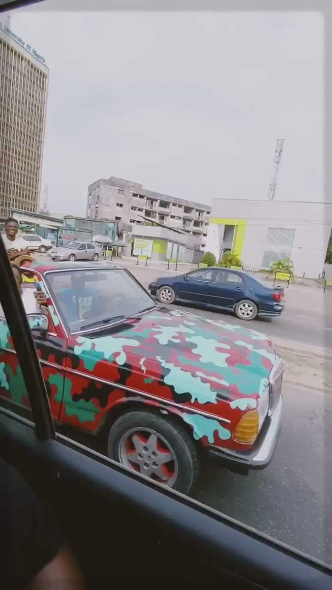 These guys were riding through the city so cool and swanked out, I had to get a flick. Thank you Lagos for always making me feel at home. #85toAfrica