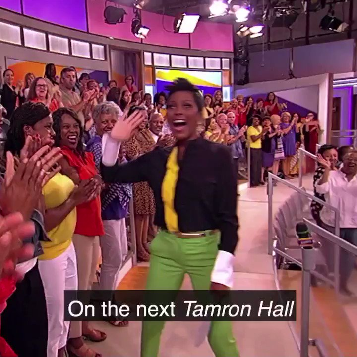 """On the next """"Tamron Hall,"""" a candid discussion on women and babies, and if it's too intrusive to ask a woman, """"When are you having a baby?"""" Tell us your thoughts on asking women this question. Hope you join us for all next shows starting tomorrow!!"""