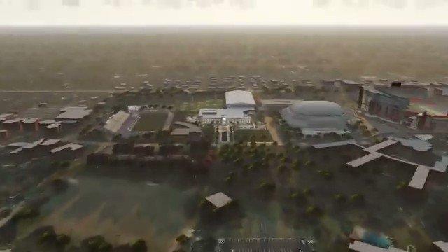 New facilities coming for @GatorsFB #uniswag