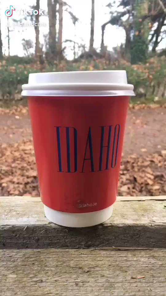 At Idaho™️ we like Pumpkins...  We like Spice...  We like Lattés....  But NEVER together, NEVER !  ( oh and we pay our taxes too )  Here is my 10 second #TikTok of how to make a #PumpkinSpiceLatte    Happy Christmas you lovely people.                          x