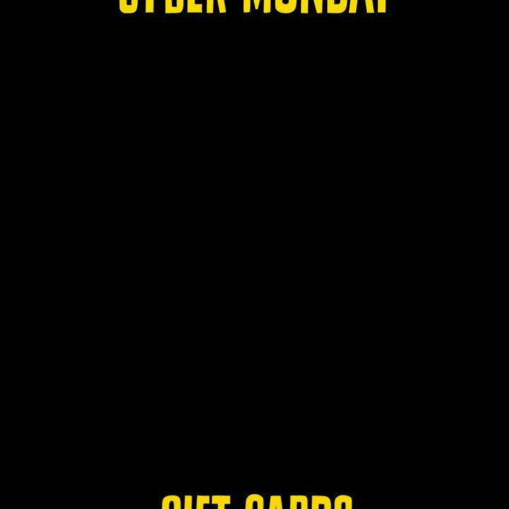 Welcome to our Cyber Monday offer: 25% off Go Ape Gift Cards until midnight tonight. ⏰⏳ Offer only available until midnight tonight!🏃💨 Book now on our website:   #cybermonday #blackfriday #goape #livelifeadventurously #Feel50ftTall