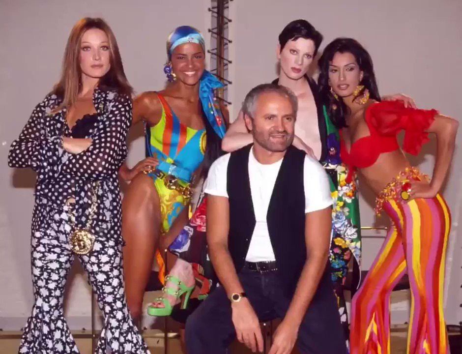Happy Birthday, Gianni Versace