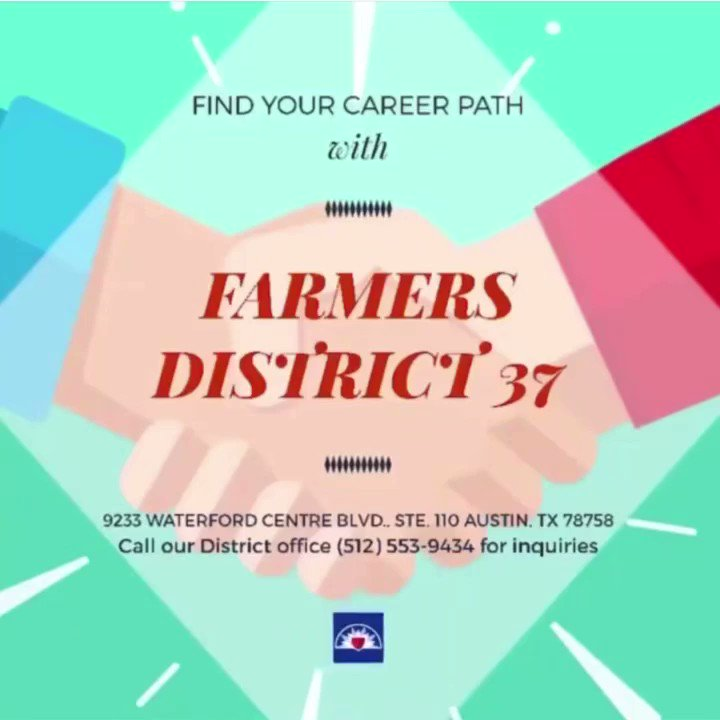 Connect with Farmers District 37! Let's make your dreams a reality🙌🏼 • •  #connect #atxlife #atx #austin #texas #autogramtags #decemberdaily  #opportunity #farmersdistrict37 #agentreferral #referrals #network