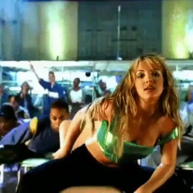 Happy Birthday, Britney Spears!
